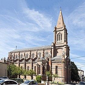 eglise catholique Montauban