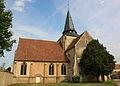 Eglise Saint Lucien, Avernes, Val d'Oise, France.jpg
