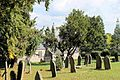Eglwys Dewi Sant, St David's Church, Froncysyllte, Wrexham, Cymru, Wales 15.JPG
