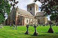 Eglwys Gadeiriol Llanelwy - St Asaph Cathedral.jpg