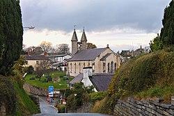 Eglwys Mhihangel Sant - St Michael's Church, Betws yn Rhos, Conwy, North Wales, Gogledd Cymru 23.JPG