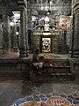 Ekambareswarar Temple Kanchipuram Tamil Nadu - one of many small shrines.jpg
