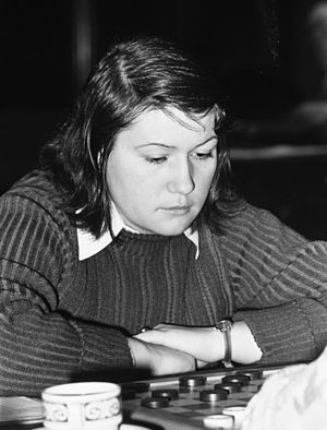 Elena Mikhailovskaya - Elena Mikhailovskaya in 1974
