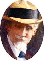 Retrato de Francisco Pereira Passos
