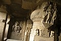 Ellora Caves, India, Ganesha image.jpg