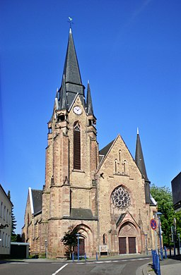 Elversberg Kirche