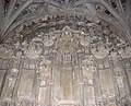 Ely Cathedral - Bishop West's chapel (detail) - geograph.org.uk - 2168419.jpg