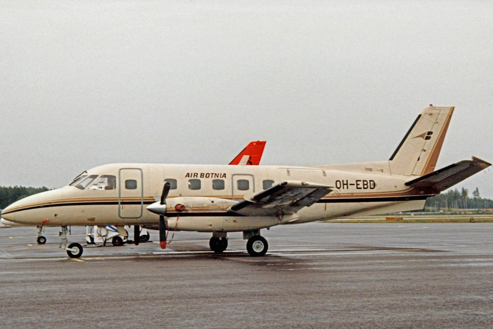 Embraer EMB-110P OH-EBD Botnia HEL 280894 edited-3