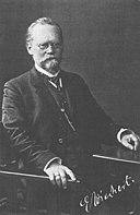 Emil Wiechert: Age & Birthday
