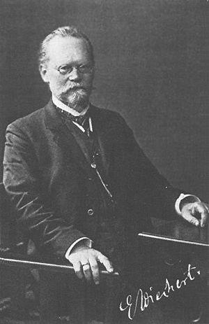 Emil Wiechert - Emil Johann Wiechert