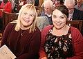 Emma Rogan and Jemma Dolan at Diagnosing Brexit event (42844095060).jpg