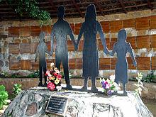 Monumen di El Mozote