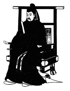 Emperor Tenji 38th Emperor of Japan (reigned 661-672)