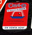 Enamel advertising sign, Cert-O.JPG