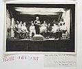 Enemy Activities - Internment Camps - Fort Douglas, Utah - Camp orchestra; Y.M.C.A. stage. U.S. War Prison Barracks, Fort Douglas, Utah - NARA - 31479025.jpg