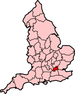 Ancient extent of Middlesex