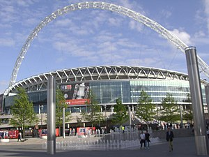 Challenge Cup - Since 1945 the final has been held at Wembley Stadium