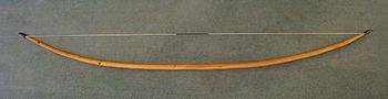 English longbow - Wikipedia, the free encyclopedia