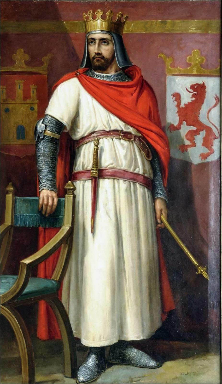 Enrique II de Castilla (Ayuntamiento de León)