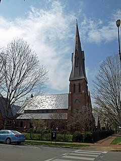 Episcopal Church of the Nativity (Huntsville, Alabama) United States historic place