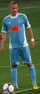 Erik Grendel Slovak soccer player