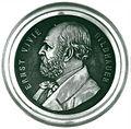 Ernst Gottfried Vivié, Medaille 1889.JPG