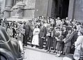 Esküvői fotó, 1948 Budapest. Fortepan 105310.jpg