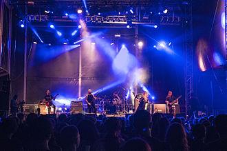 Esoteric (band) - Esoteric at Brutal Assault, 2015