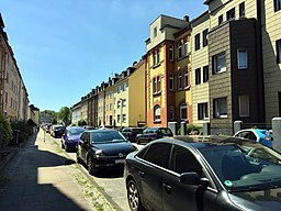 Erdwegstraße in Essen