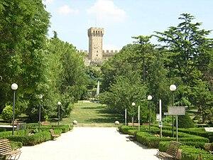 Este, Veneto - Este Castle