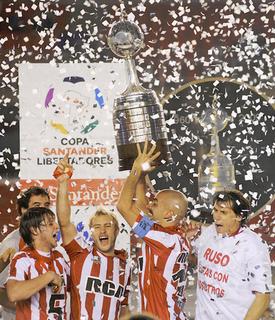 History of the Copa Libertadores