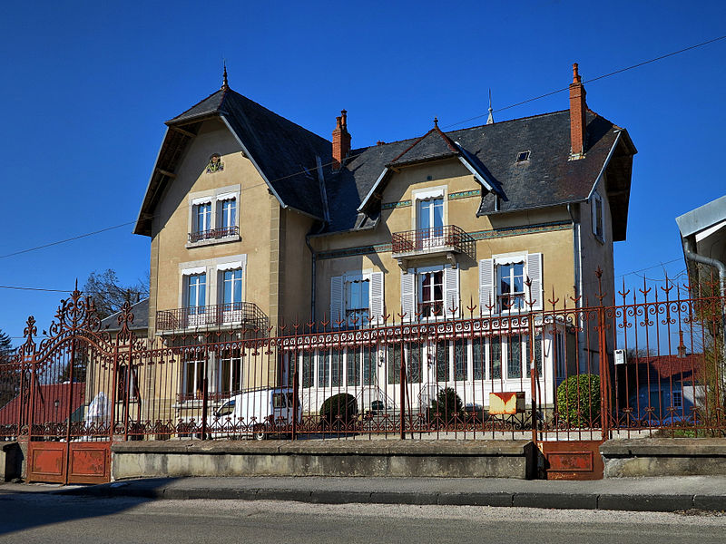 Maison d'Elisée Cusenier??