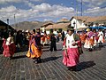 Ethnic dances in Cusco (Peru) (36828010646).jpg