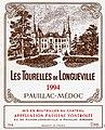 Etiqu. Tourelles de Longueville 1994.jpg