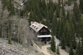 Eureka Lodge, eight miles above Silverton along the dirt Alpine Loop in the San Juan Mountains of Colorado LCCN2015632258.tif