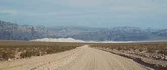 Eureka Valley (Inyo County) - Eureka Valley Sand Dunes, California