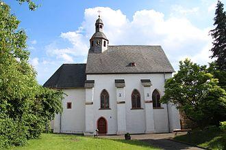 Lahnau - Dorlar Church