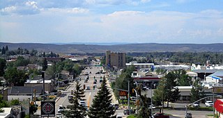 City of Evanston, Wyoming