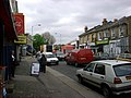 Evelina Road - Heavy Traffic - geograph.org.uk - 44465.jpg