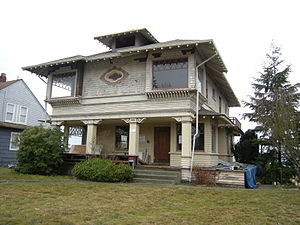 Howard S. Wright Companies - The Howard Wright House in Everett