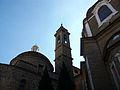 Exterior de la basílica de Sant Llorenç de Florència.JPG