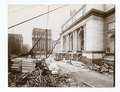 Exterior marble work - view of the Fifth Avenue facade, looking south (NYPL b11524053-489525).tiff