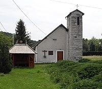 Füzérkomlós, Szent Kereszt templom.jpg