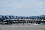F-16 Fighting Falcons at Eielson Air Force Base (May 4, 2015).jpg