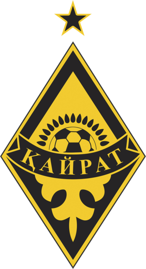 FC Kairat - Image: FC Kairat logo