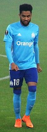 Maillot Extérieur Olympique de Marseille Jordan AMAVI