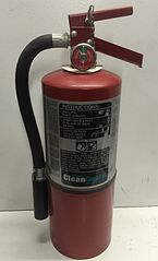 Fire Extinguisher Size Home Kitchen