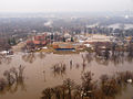 FEMA - 40304 - Aerial of the Red River of the North in Fargo, North Dakota.jpg