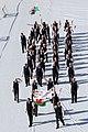 FIL 2012 - Arrivée de la grande parade des nations celtes - Morriston RFC Male Voice Choir-2.jpg