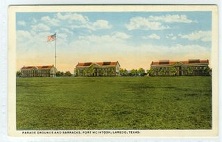 Fort McIntosh, Texas
